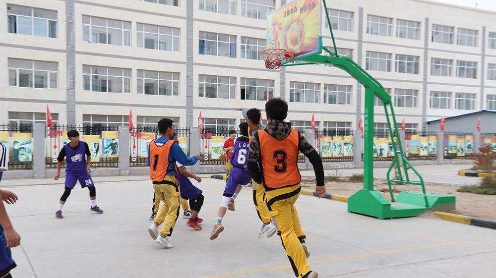 篮球友谊赛